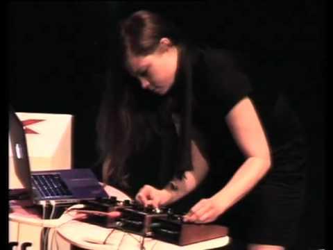 TEDxCardiff - Tara Busch - 04/14/10