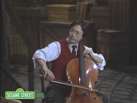 Sesame Street: Yo Yo Ma: The Jam Session