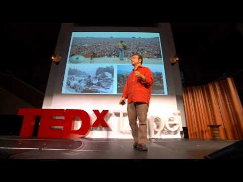TEDxTaipei - Todd Mack -- Music Can Heal Our Hearts