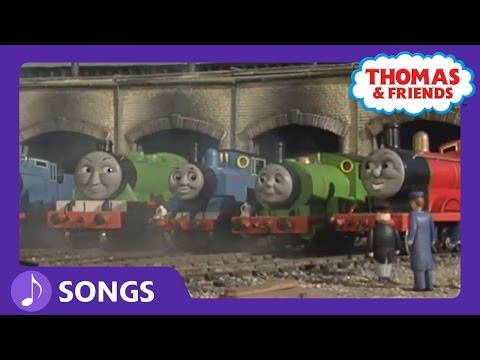 Thomas & Friends: Patience Sing Along