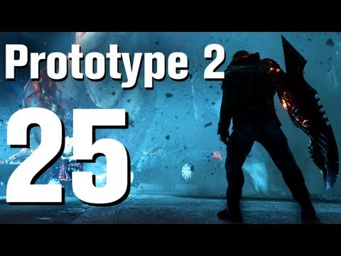 Prototype 2 Walkthrough Part 25 - A Nest of Vipers 1 of 2 [No Commentary / HD / Xbox 360]