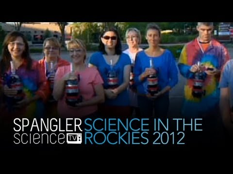 Science in the Rockies 2012 - Cool Science Experiment