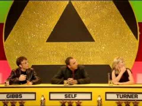 Toy quiz - Shooting Stars - BBC comedy