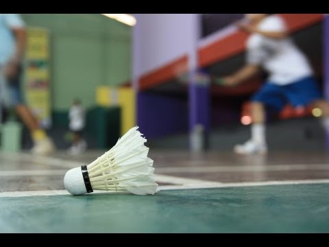 Overhead Drop Shot | How to Play Badminton