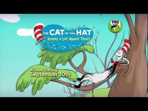 The Cat in the Hat has a Special Surprise -- Coming September 10 | PBS KIDS