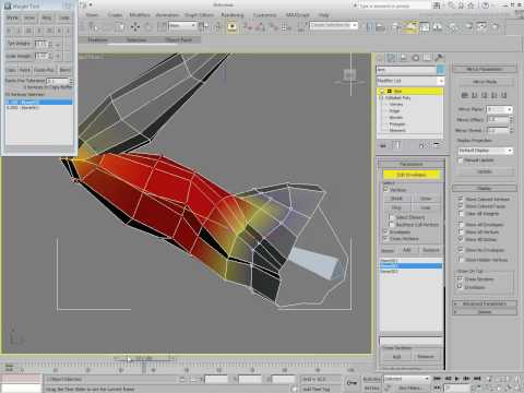 Skinning a Model - Part 2
