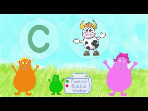 Phonics with The Funnies 8 - /c/