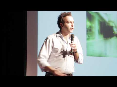 TEDxEastEnd - Karl Sharro - Rediscovering the joy of humanity