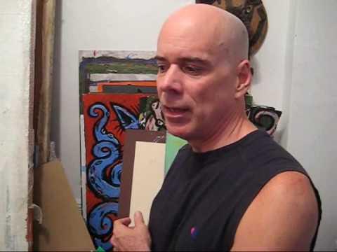 Rick Prol Studio Visit