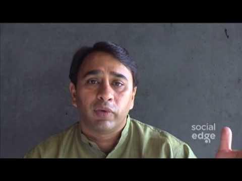 Schwab Social Entrepreneur - Vikram K. Akula