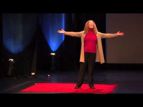 TEDxConejo 2012 - Lindsay Doran - Saving The World vs Kissing The Girl