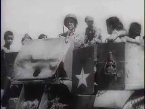 New Films of US Victory in the Marshall Islands - 1944