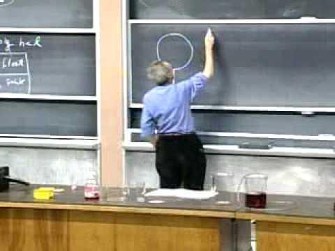 Saylor ME201: Hydrostatics, Archimedes' Principle, and Fluid Dynamics