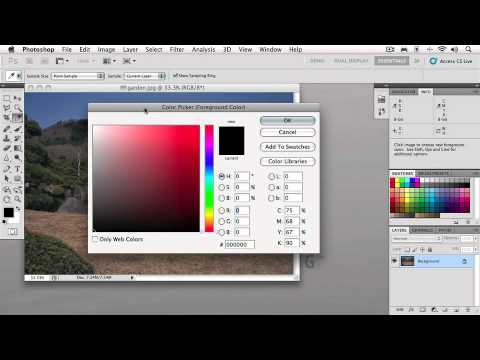 Total Training for Photoshop CS5 Essentials - Chapter 1:  Lesson 2. Color