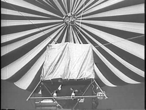 US Fires Biggest A-Bomb 1957 Newsreel