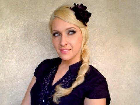 Rope braid hair tutorial Cute easy everyday hairstyles for long hair for school work 2012