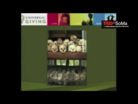 TEDxSoMa - Pamela Hawley - Three Objects (Not People) Who Founded UniversalGiving