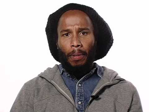 Ziggy Marley Sends Love to His Mother