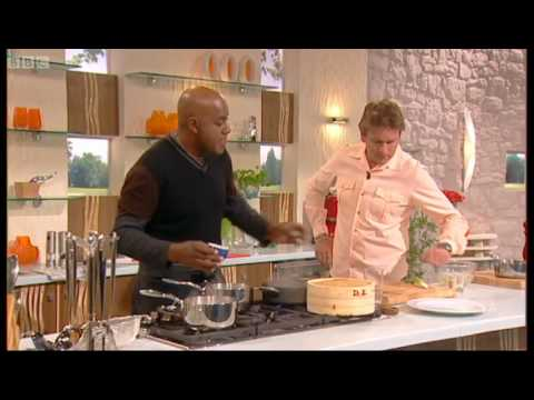 Soy poached chicken part 2 - Saturday Kitchen - BBC