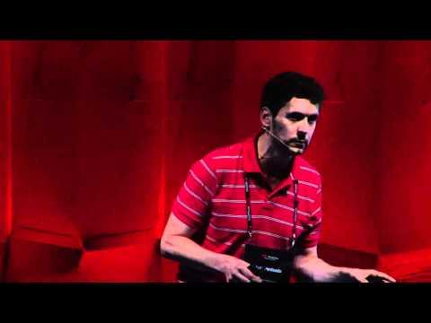 TEDxAmazonia - Hugo Penteado | The economist who found the flaw of the economy - Nov.2011