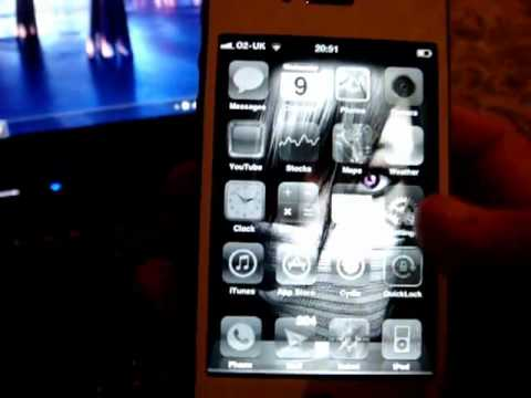 NEW Add Bootlogos On 4.2.1 iPhone 4, 3Gs & iPod Touch