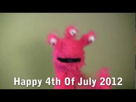Vids4kids.tv - Happy 4th Of July From All Of Us