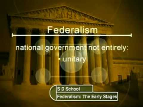 The Roots of Federalism
