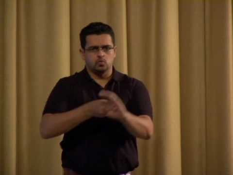 TEDxIslay - Alim Chandani - Reaching Out to the Global Deaf Community