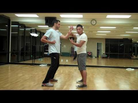 Wing Chun - Bong Sau (part 2)