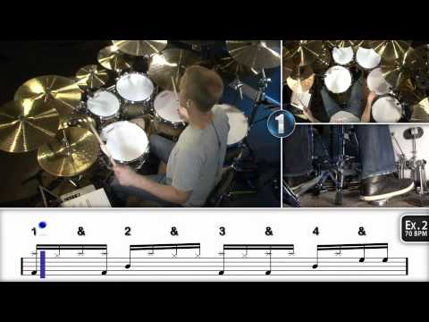 Single Paradiddle Applications - Free Drum Lessons