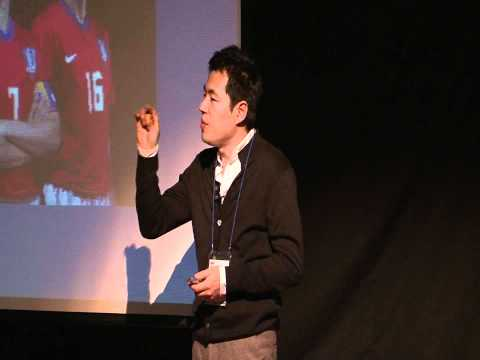 TEDxGNU Lee jung min Keeping smiles and sharing webs