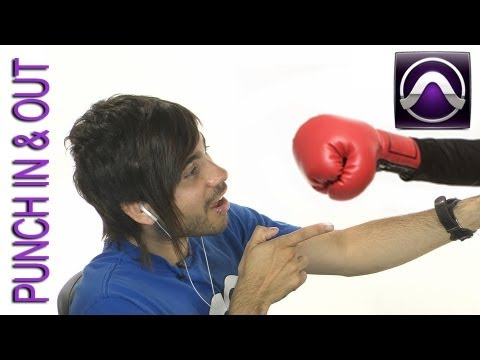 Punching In & Out - Pro Tools 9