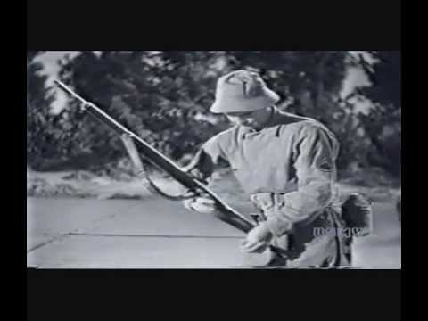 Rifle Marksmanship With The M1 Rifle - Part 1