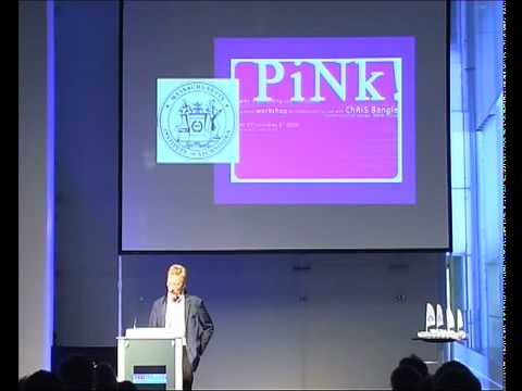 TEDxMunich-Chris Bangle - GINA meets pInk!