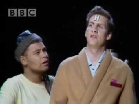 Observation dome - Red Dwarf - BBC comedy