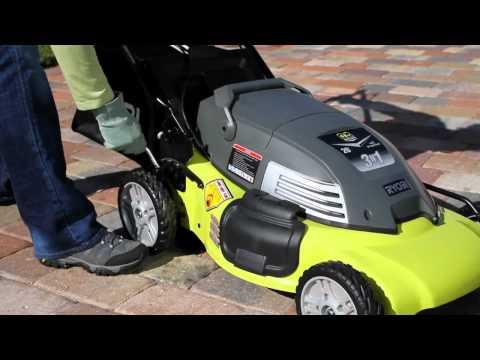 Ryobi 48 V Cordless Lawn Mower