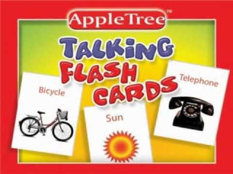 Talking Flash Cards
