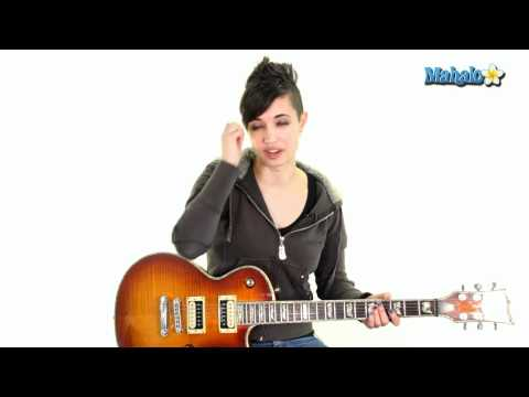 "Video A Day - ""I Am Not A Robot"" by Marina and The Diamonds on Guitar"