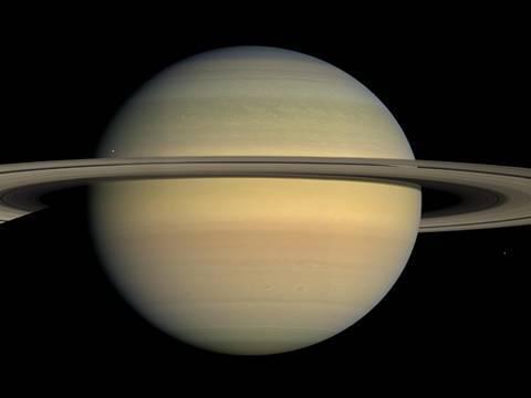 Saturn - Sixty Symbols