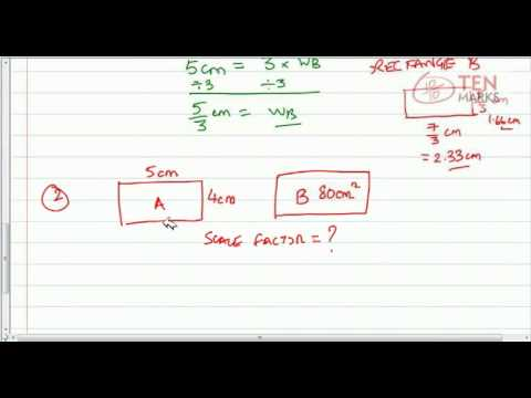Scale Factor - Applications