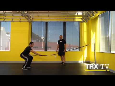 TRX Shoulder Exercises: TRX TV Featuered Movement Week 4