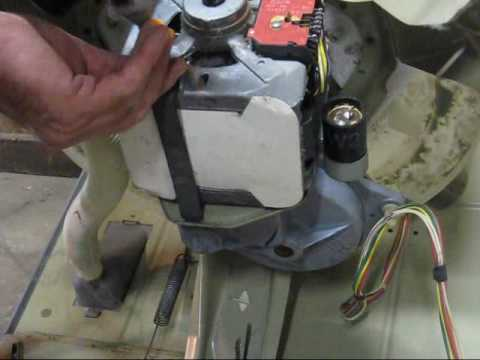 WHIRLPOOL WASHER REPAIR VIDEO 17