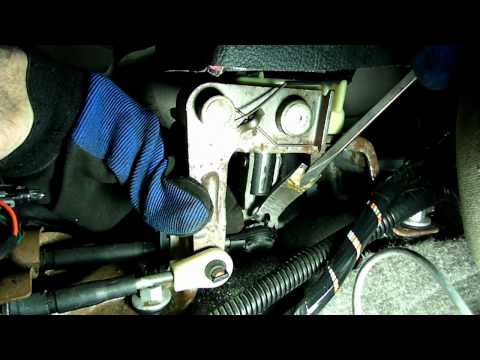 Saturn Stick Shift Shifter Cable Bushing Replacement