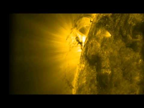 NASA | Twisting Plasma on the Sun