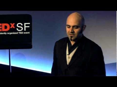 TEDxSF - Ali Binazir - 11/17/09- Awaken Creative Genius