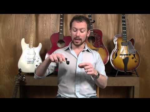Tools for Stringing Your Guitar - Stringing Your Guitar   StrumSchool com
