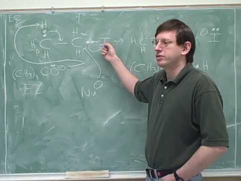 Organic chemistry: E2 reactions (4)