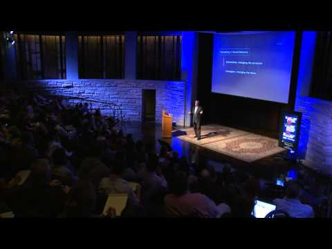 TEDxNashville - TEDxChange - Nicholas Christakis The Hidden Influence of Social Networks