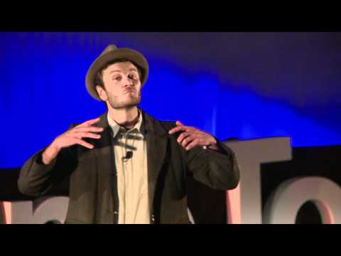 TEDxCapeTownED - Craig Charnock - Language Learning: Bridge to a Better World