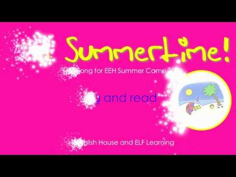 Summer Song Karaoke - by ELF Learning